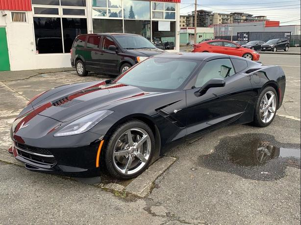 2015 Chevrolet Corvette Stingray LT