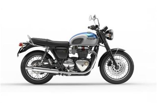 2020 Triumph Bonneville T120 (Two-Tone)