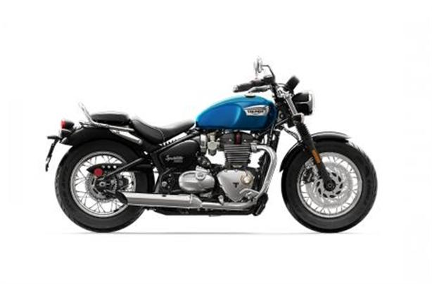 2020 Triumph Bonneville Speedmaster (Color)