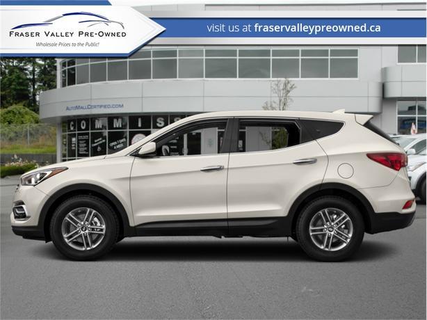 2018 Hyundai Santa Fe Sport Premium AWD  - $188 B/W