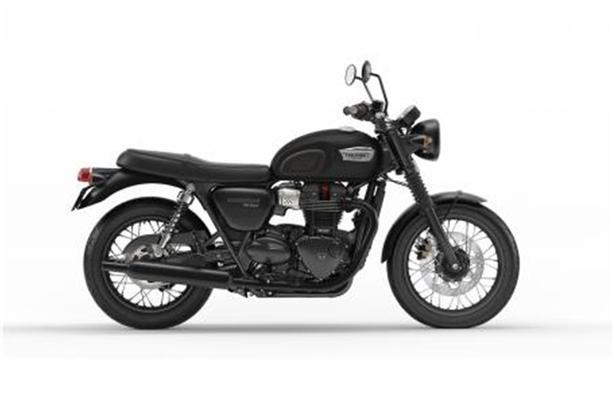 2020 Triumph Bonneville T100 Black (Matte)