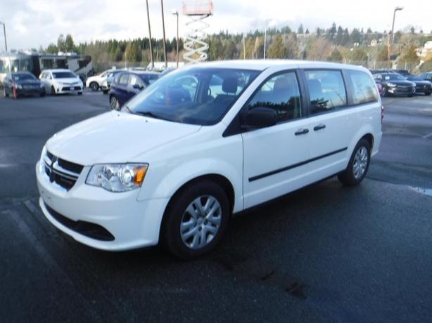 2014 Dodge Grand Caravan SE  Stow 'N' Go 7 Passenger