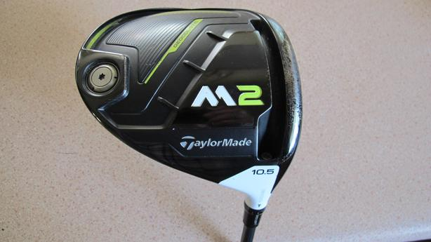 TAYLORMADE M2 10.5 degree DRIVER