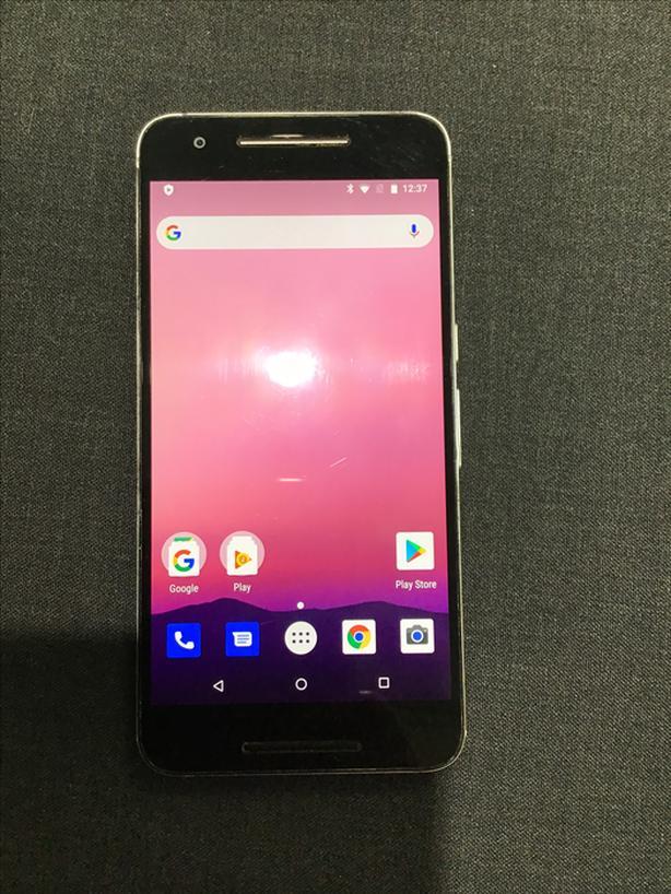 Nexus 6P cell phone
