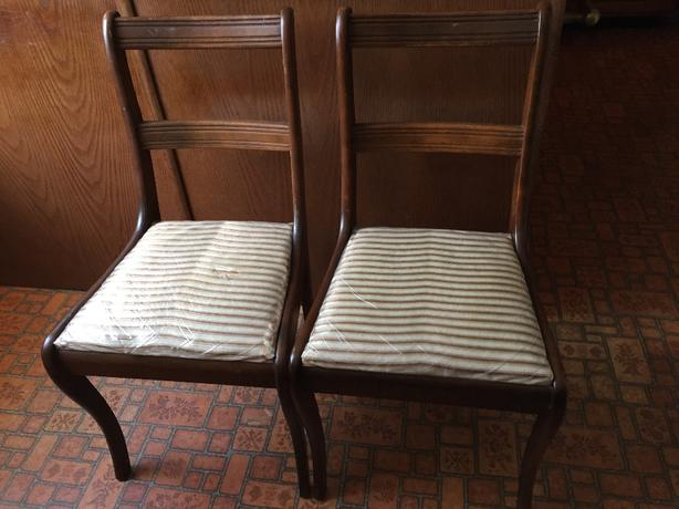 Pair of Chairs/Reduced