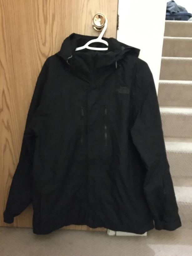Men's XL North Face Winter Jacket