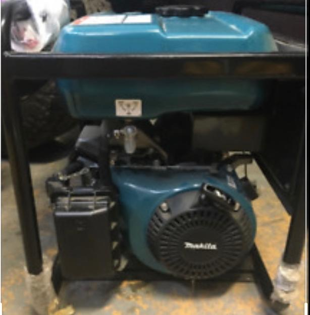 MAKITA 7100w GENERATOR  $1300 FIRM!!!