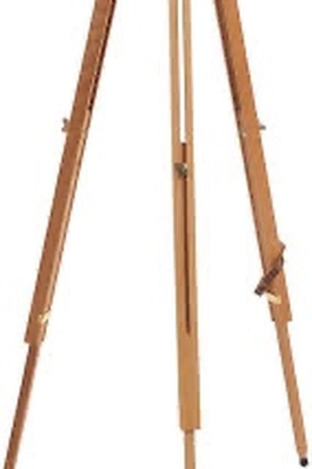 Mabef Wood Tripod with Camera Mount