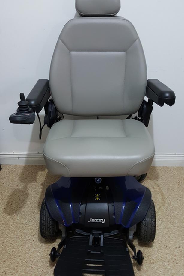 Power Chair Jazzy Elite