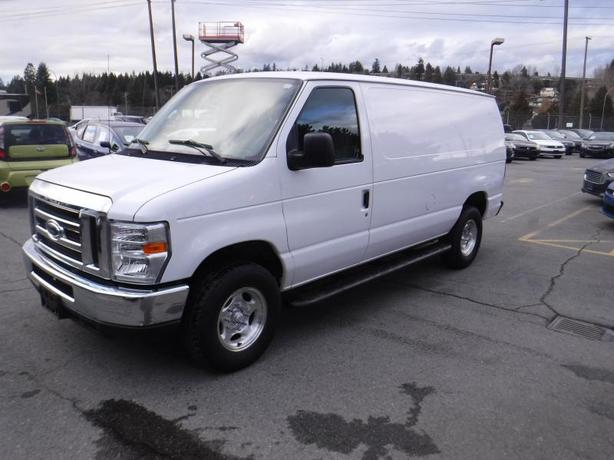 2011 Ford Econoline E-250 Cargo Van