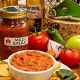 Homemade jams, salsa, chutney and antipasto