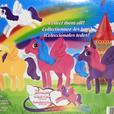 Montoy Fancy horse Cheval Unicorn Toy
