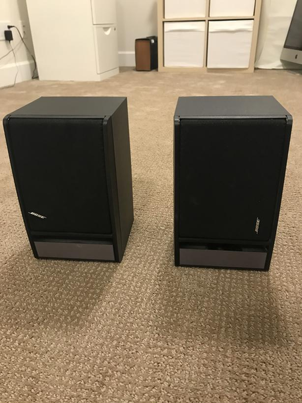 Bose 141 Bookshelf speakers (Pair)