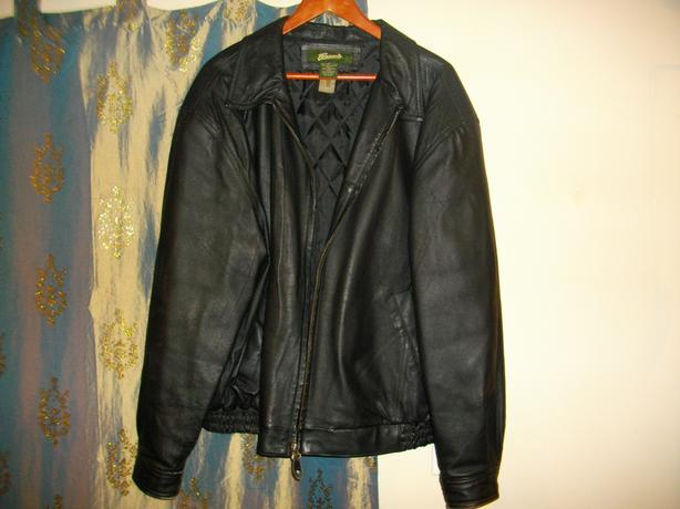 Men's XL Leather jacket