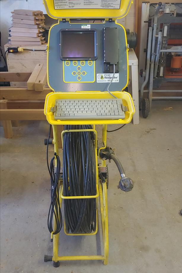 Pearpoint Flexiprobe P330 Pipe Inspection Camera
