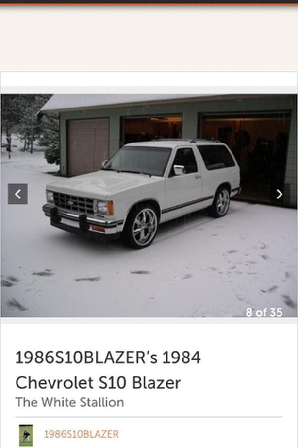 WANTED: blazer