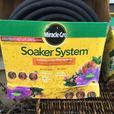 New Soaker hose