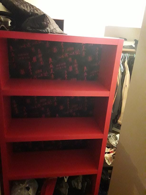 beautiful shelf unit
