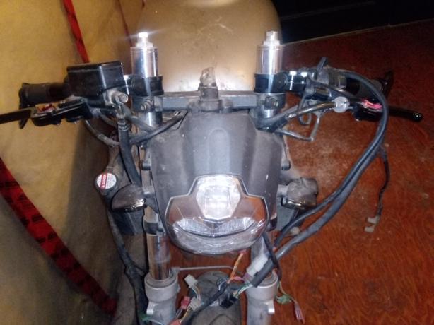1994 Honda Street Fighter 600 CBR - project bike