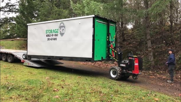 mobile and self storage