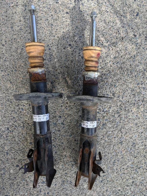 Honda Factory Performance Front Struts