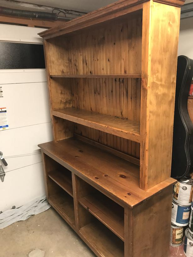 Country style cabinet