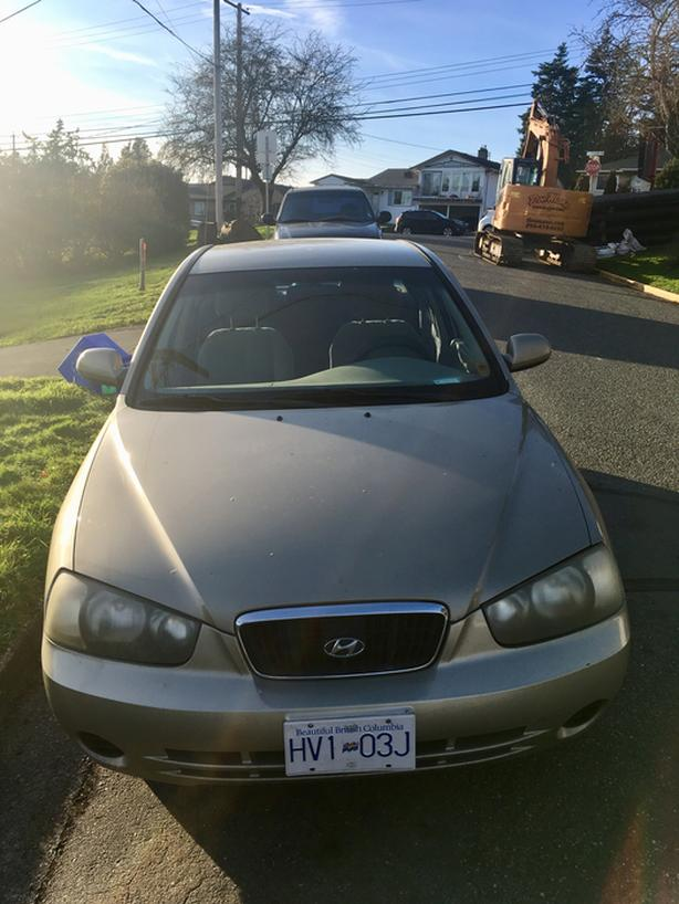 Price Drop Again! 2003 Hyundai Elantra VE lots of recent work
