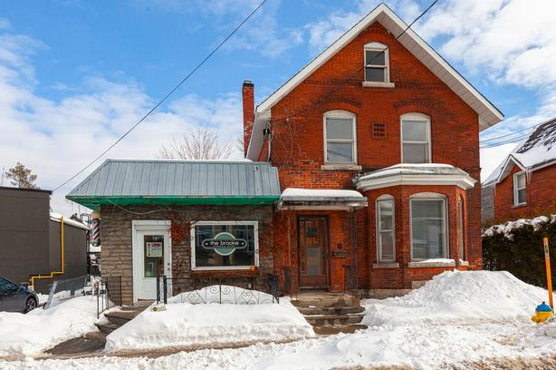 For Sale! Office/Retail building in the heart of Hintonburg