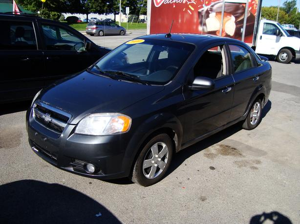 2010 Chevrolet Aveo ***Gas Saver***