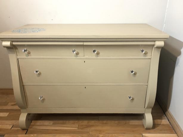 Refinished Vintage Empire Dresser