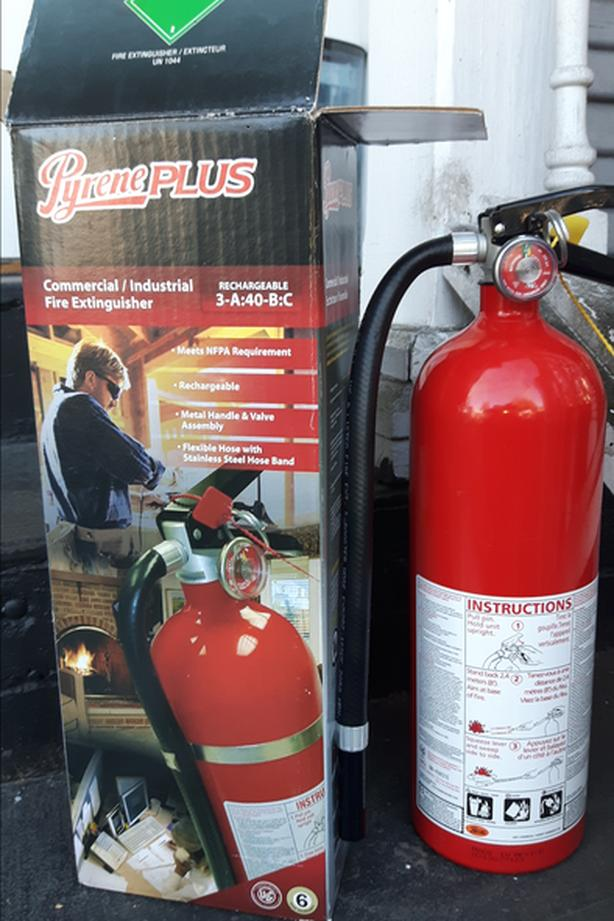5 lb Fire Extinguisher, Brand NEW!