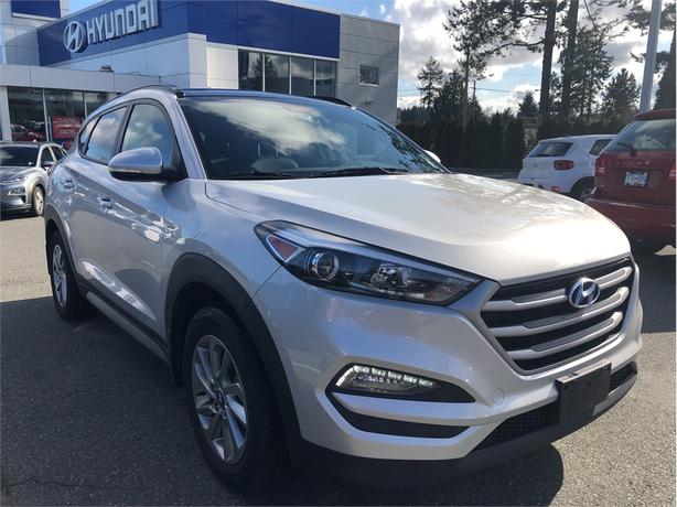 2017 Hyundai Tucson SE  - Bluetooth -  SiriusXM - $173 B/W