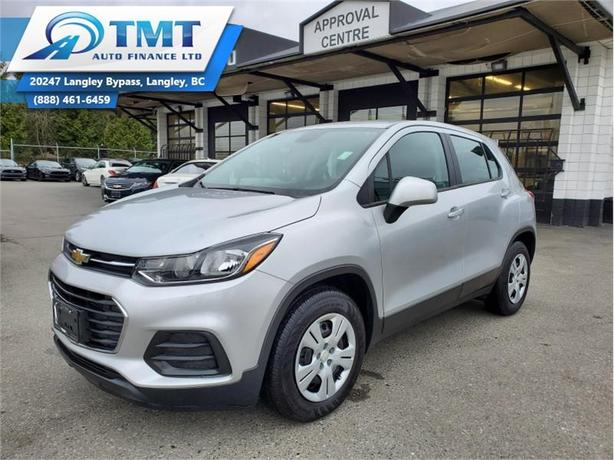 2017 Chevrolet Trax LS  - Bluetooth - $107 B/W