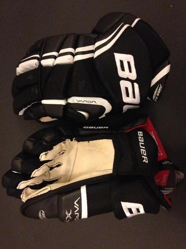 """Bauer vapor X7.0 14"""" gloves"""
