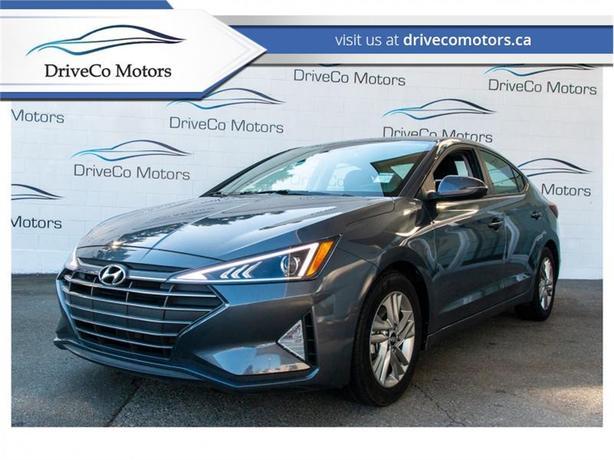 2019 Hyundai Elantra Preferred w/sun and safety pkg