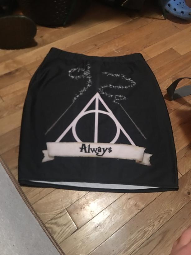 Harry Potter pencil skirt