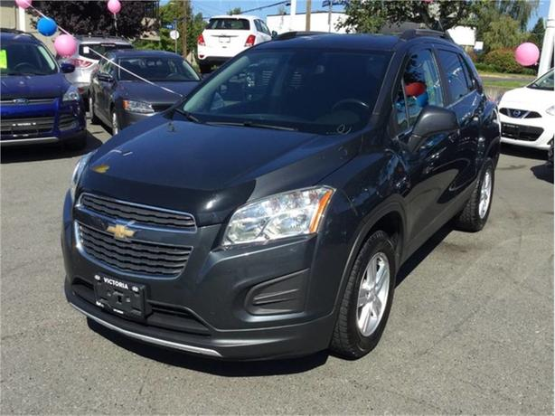 2015 Chevrolet Trax 1LT AWD | ACCIDENT FREE! LOW PAYMENTS! GREAT DEAL!