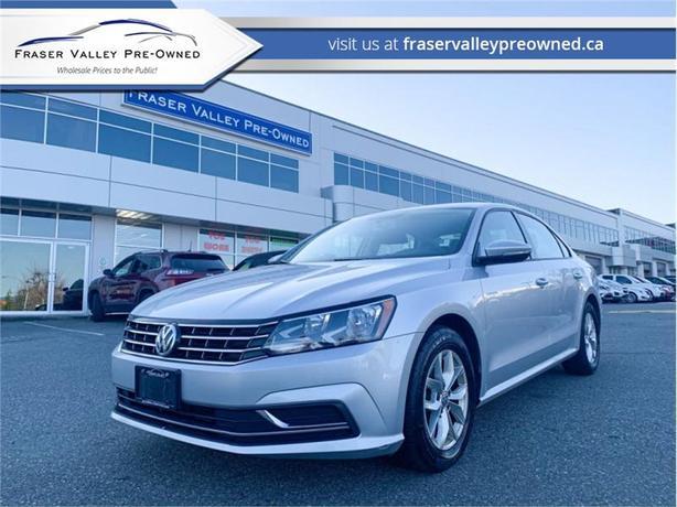 2018 Volkswagen Passat Trendline+  - $136 B/W