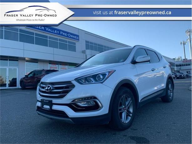 2018 Hyundai Santa Fe Sport Premium AWD  - $183 B/W