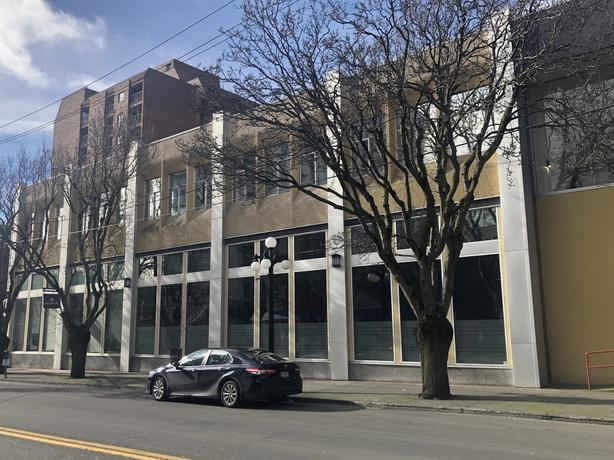 Prime Street-Level Office Space for Lease