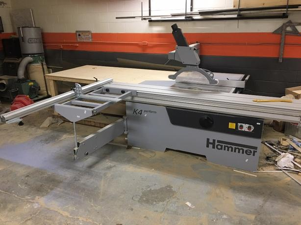 10' sliding table saw