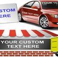 Custom Car Magnets & Custom Vinyl Lettering Sale