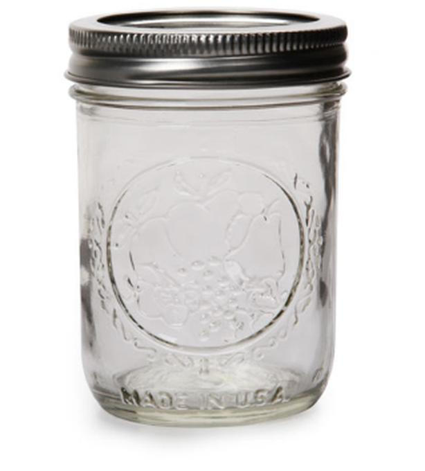 500 ML Canning Jars Wide Mouth