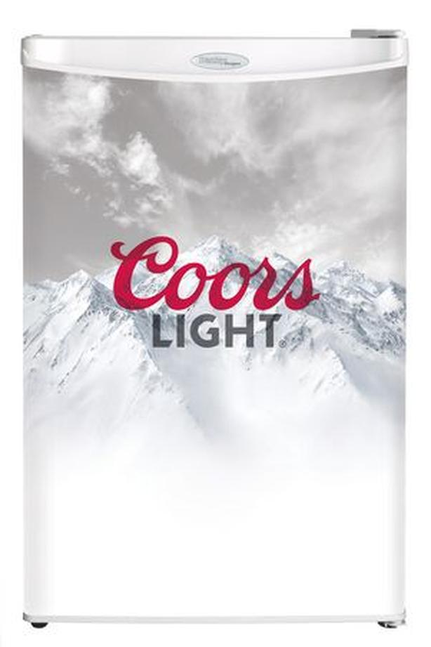 Danby 4.4 cu.ft. Energy Star Coors Light Compact Fridge