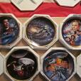 """Star Trek """"Collectors"""" Plates """"New"""""""