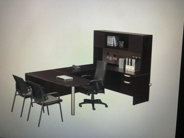 Source Executive/Manager Office Desk