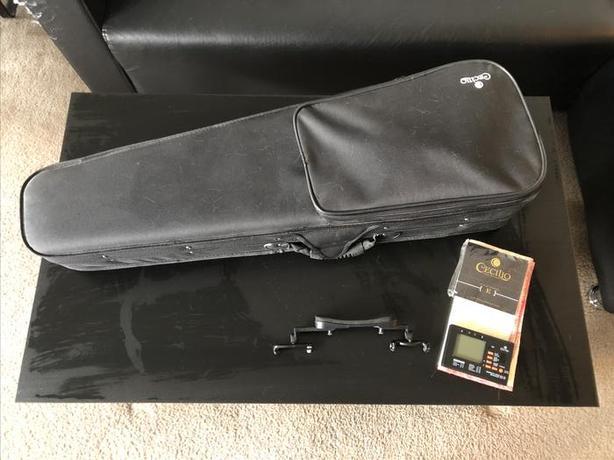 Cecilio violin package