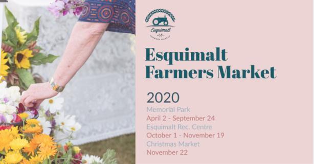 Esquimalt Farmers Market Outdoor Market Season