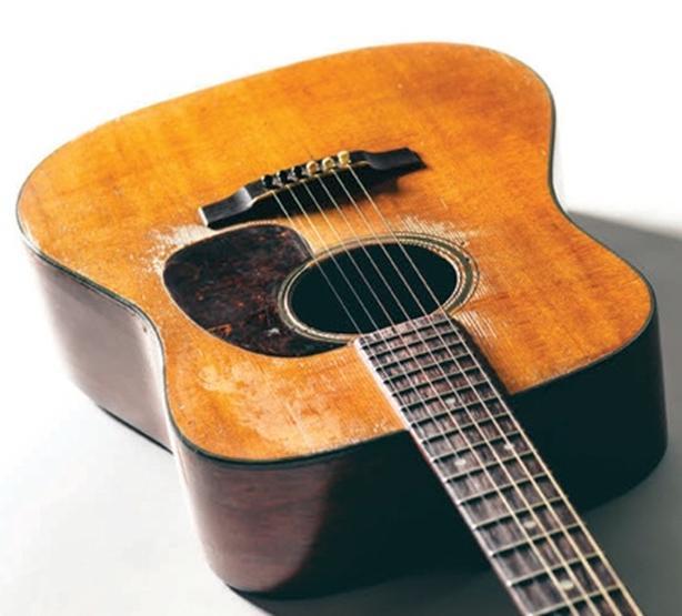 WANTED: Martin Guitar