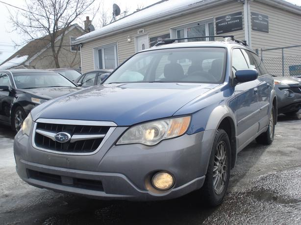 2008 Subaru Outback 2.5i EXTRA CLEAN, FRESH TRADE IN ,AS IS DEAL